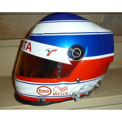 Olivier Panis / Toyota 2003 Hungary GP helmet