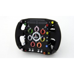 FERRARI F60 steering-wheel, scale 1/4th