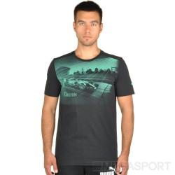 T-Shirt Mercedes AMG Graphic Tee Lewis Hamilton