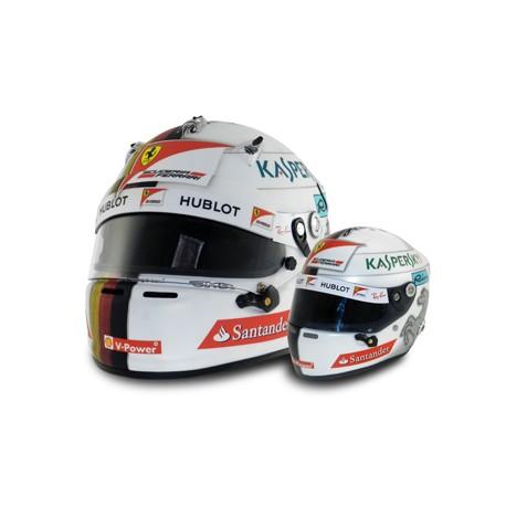 2017 Sebastian Vettel 1/2 scale helmet