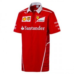 Ferrari Team Shirt 2017