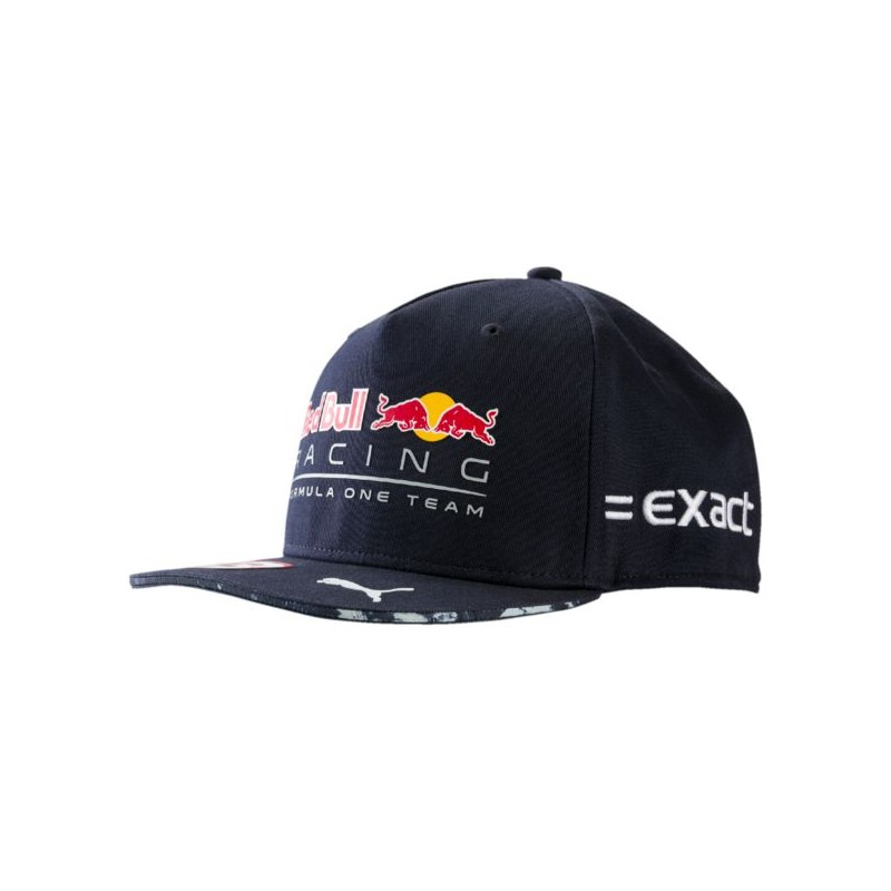 casquette max verstappen red bull racing 2017 formulasports. Black Bedroom Furniture Sets. Home Design Ideas