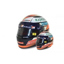 2017 Kimi Räikkönen 1/2 scale helmet