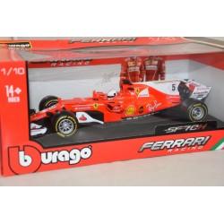 Ferrari SF70-H  S. Vettel 2017