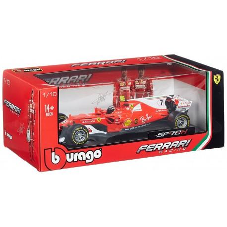 Ferrari SF70-H  K.Räikkönen 2017
