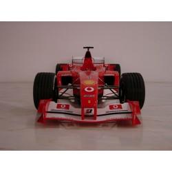 1/5  FERRARI F2002 M.Schumacher
