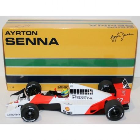 McLaren Honda MP4/5B Ayrton Senna 1990