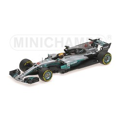 Mercedes AMG W08 Lewis Hamilton Winner Spanish GP 2017