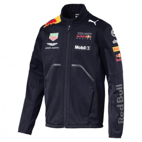 Red Bull Racing Replica Softshell Jacket