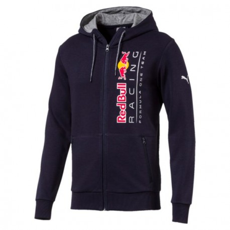 Red Bull Racing Hooded Sweat Jacket