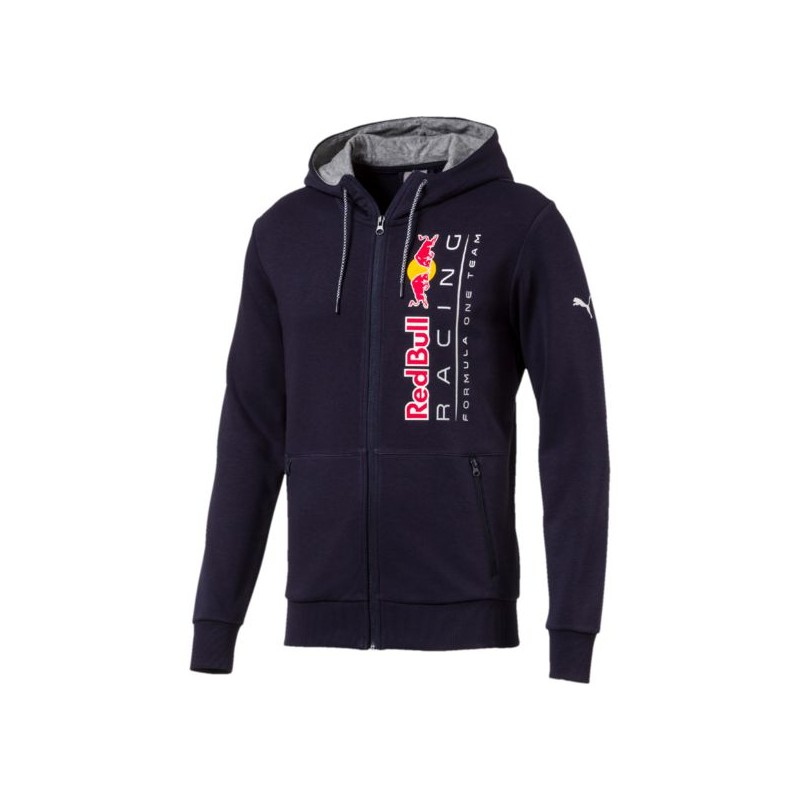 sweat shirt capuchon red bull racing formulasports. Black Bedroom Furniture Sets. Home Design Ideas