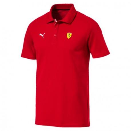 Ferrari Polo Rosso Corsa