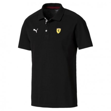 Ferrari Polo Puma black