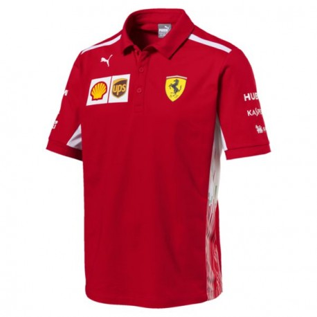 Ferrari Replica Team Polo
