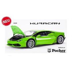 Lamborghini Huracan LP610-4 Vert Mantis