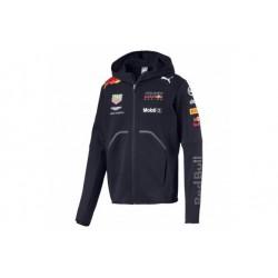 Red Bull Team Hooded Sweat Jacket