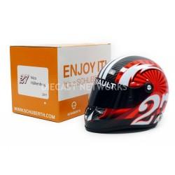 2017 Nico Hülkenberg 1/2 scale mini helmet