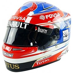 2014 Romain Grosjean 1/2 scale mini helmet