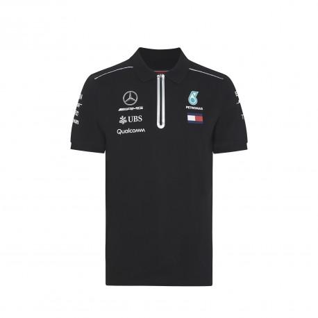 Mercedes AMG F1 Mens Polo