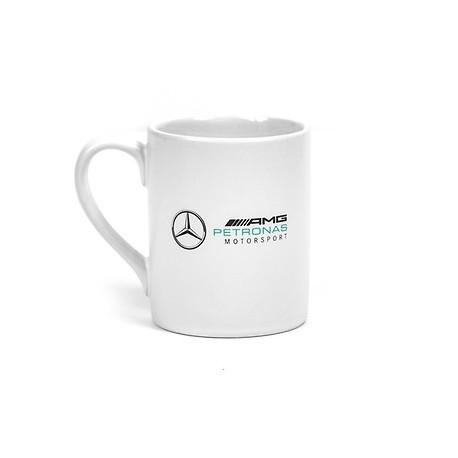 Mercedes AMG F1 Logo Mug white