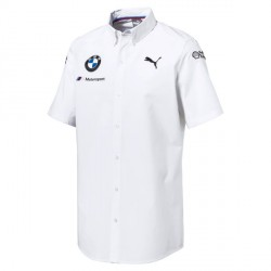 BMW Mens Team Shirt white