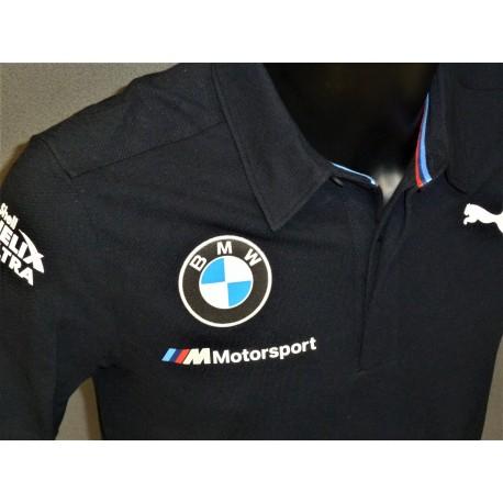 BMW Mens Team Polo