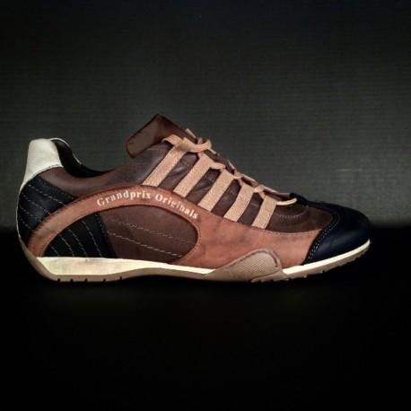 GPO Sneaker Designo maroon