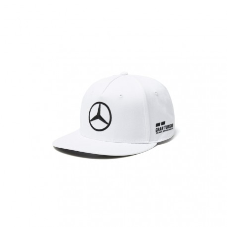 Lewis Hamilton flatbrim Cap 2018