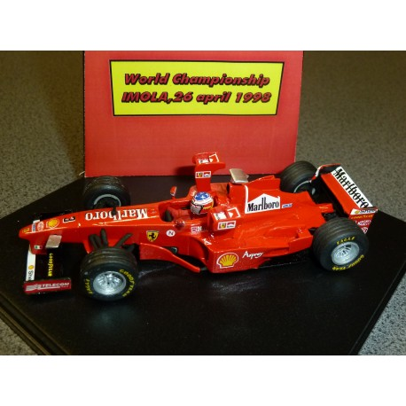 Ferrari F300 Towerwings, Michael Schumacher 1998