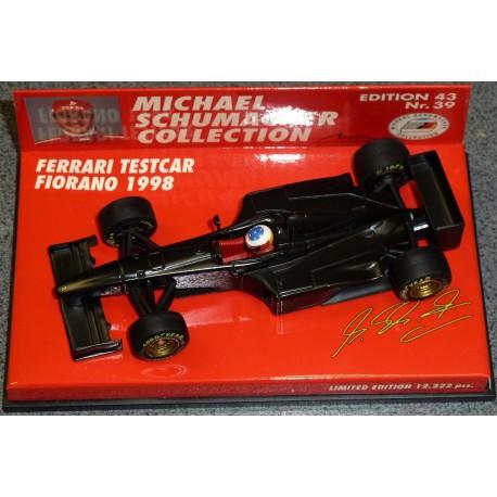 Ferrari Testcar M.Schumacher Fiorano 1998