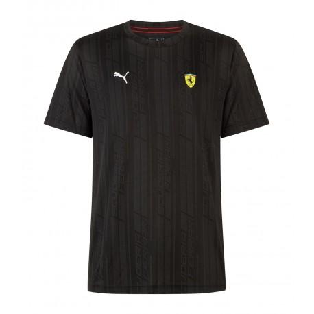 Ferrari Jacquard Tee