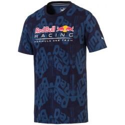 T-Shirt Red Bull AOP