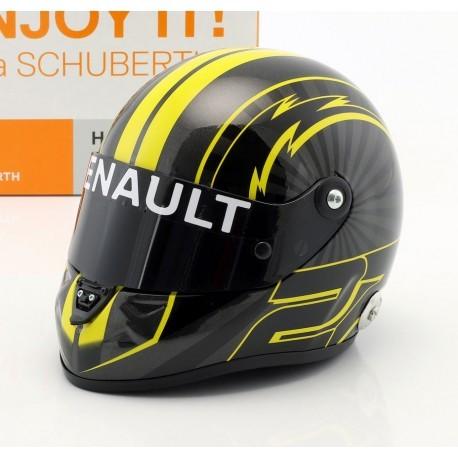 2018 Nico Hülkenberg 1/2 scale mini helmet