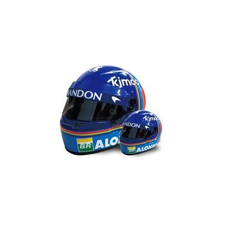 2018 Fernando ALONSO / McLaren F1 1/2 scale helmet