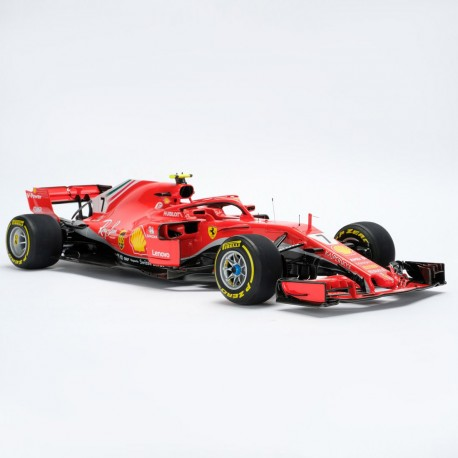 Ferrari SF71H scale 1/8