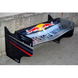 RED BULL RACING RBR2 complete Rear Wing assembly