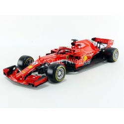 Ferrari SF71H scale 1/18