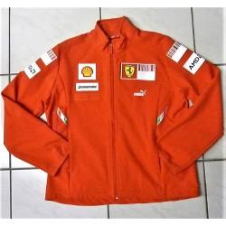 2008 FERRARI Softshell Jacket