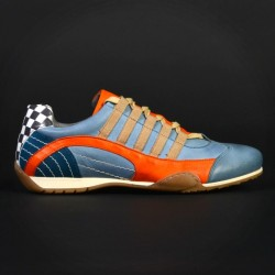 GPO Racing Sneaker Gulf Blue