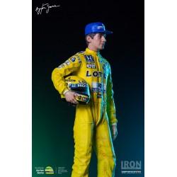Figurine Ayrton Senna GP de Monaco 1987