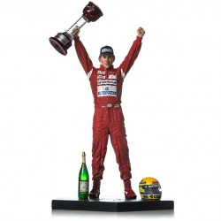 Ayrton Senna 1988 Japan GP figurine