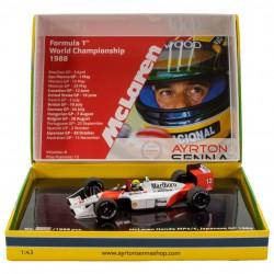 McLaren MP4/4 Ayrton Senna GP du Japon 1988