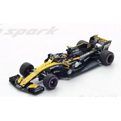 Renault R.S.18 Carlos Sainz + Nico Hülkenberg