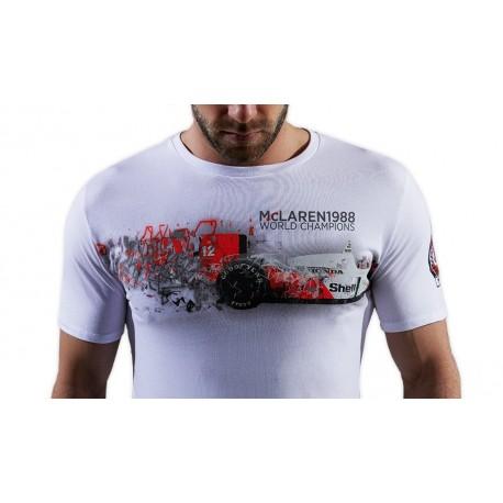 McLaren Mens 30 Heritage T-Shirt