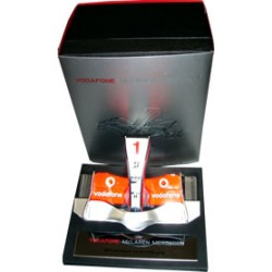 1/12 scale McLaren MP4-22A Nose cone