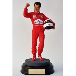 Figurine Michael Schumacher / Ferrari 2000