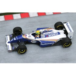 1994 Williams Renault FW16 A.Senna scale 1/12