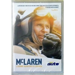 McLaren, a man and his legend DVD