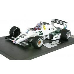 1983 Williams Ford FW08C Keke Rosberg Monaco GP
