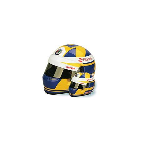 2018 Marcus Ericsson 1/2 scale mini helmet